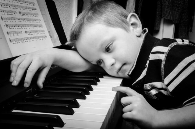 music lesson flu season